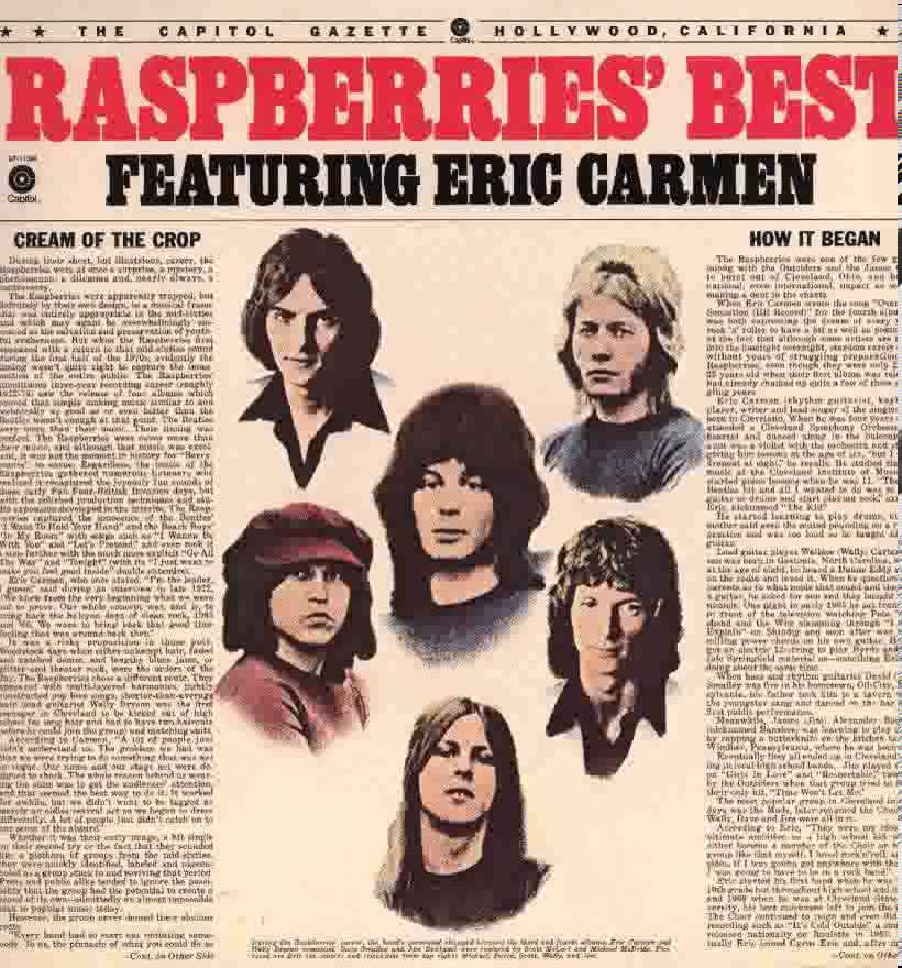 The Raspberries Don T Want To Say Goodbye Musica Looks