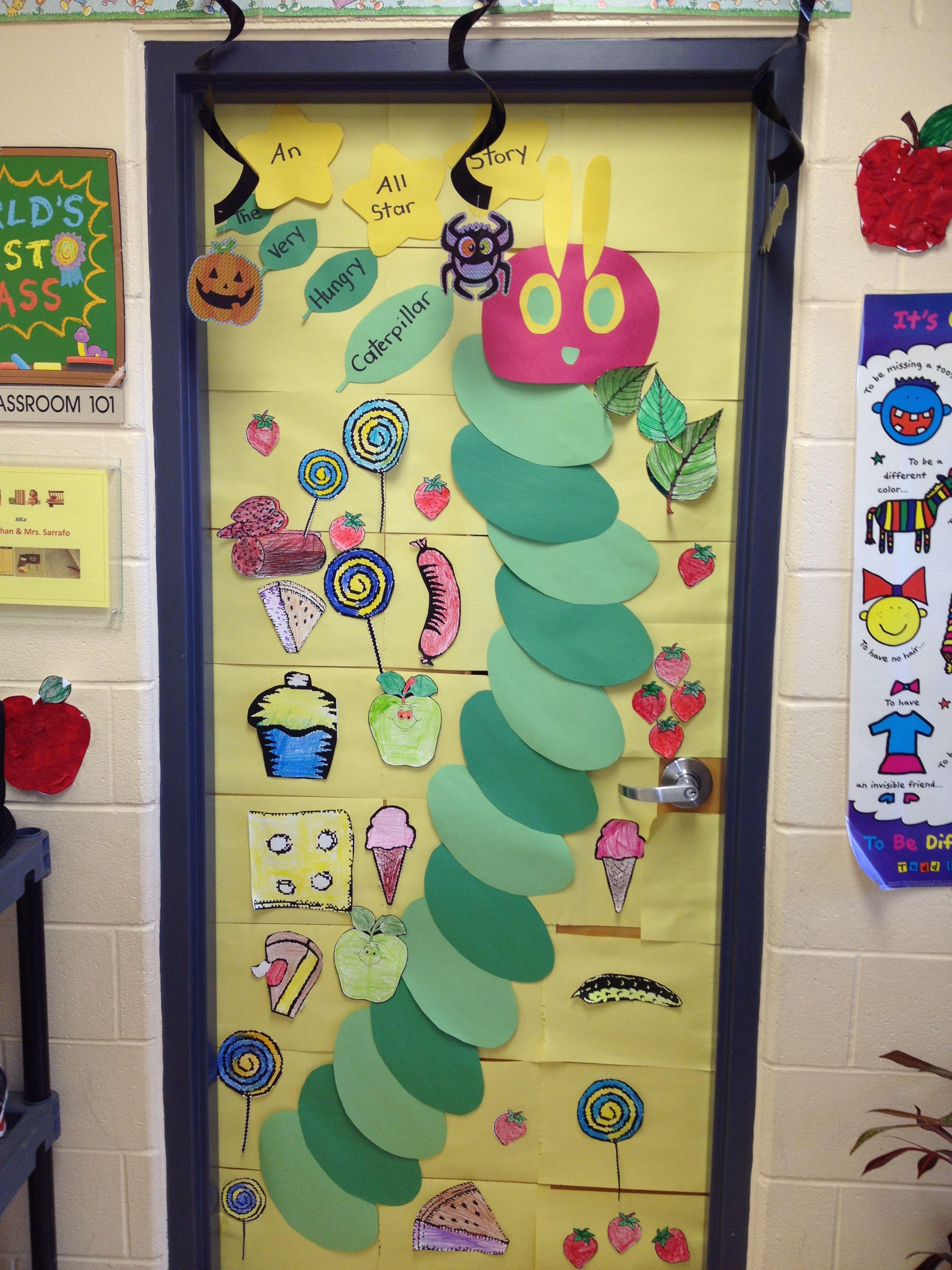 Hungry Caterpillar Decoration Ideas