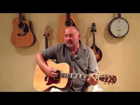 How to Play The Gambler - Kenny Rogers (cover) - Easy 3 Chord Tune ...