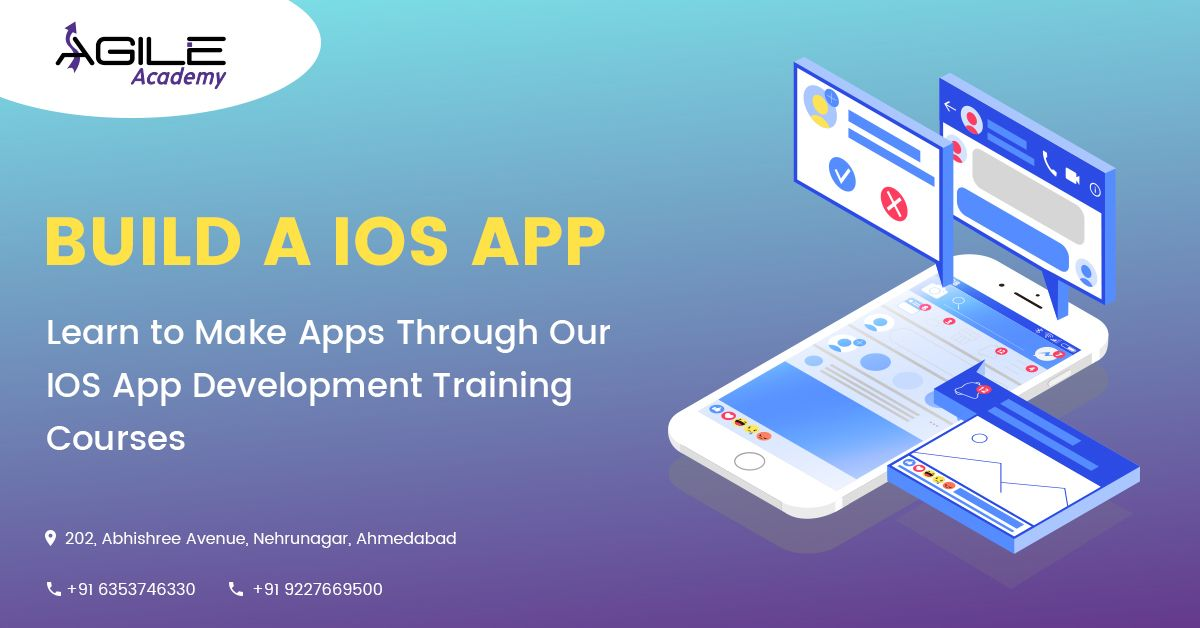 Pin by Agile Academy on iOS Course | Build your own app