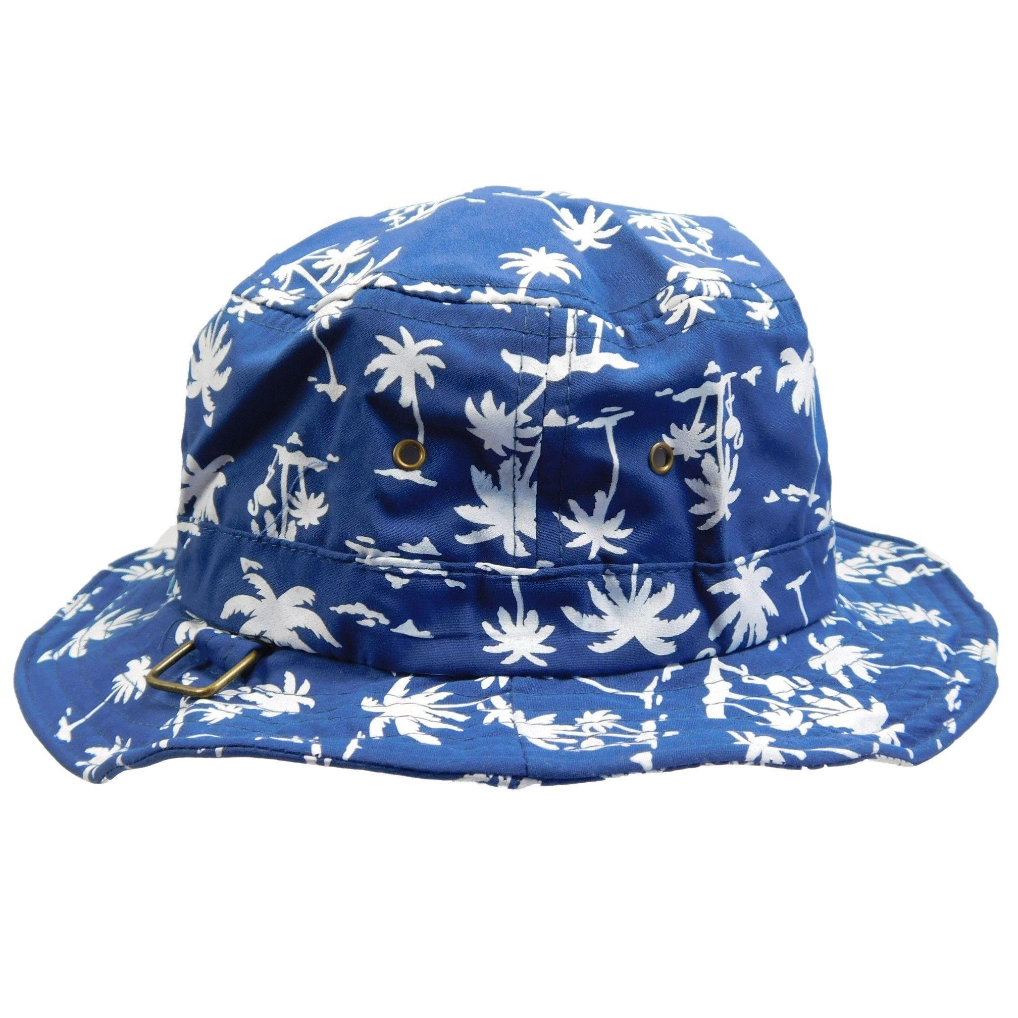 fe5dc419260e5 Palm Tree Bucket Hat