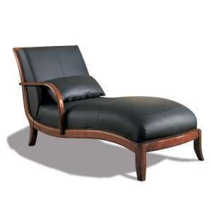 leather chaise lounge chair | Ottoman | Pinterest | Chaise lounge ...