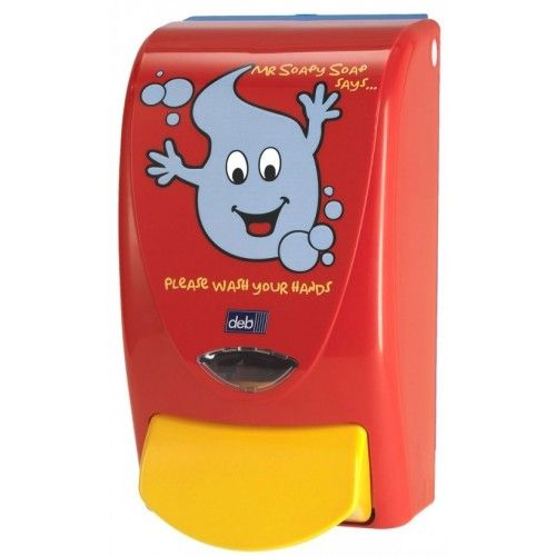 Deb Mr Soapy Soap Dispenser Safety Box Soap Dispenser Foam Soap