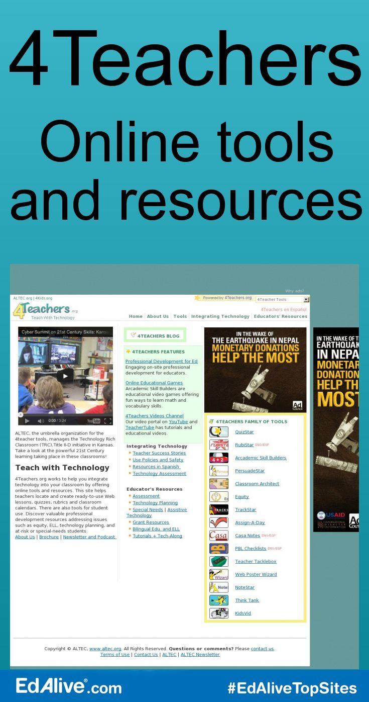 The Teachers Corner | Teaching Resources - EdAliveTopSites ...