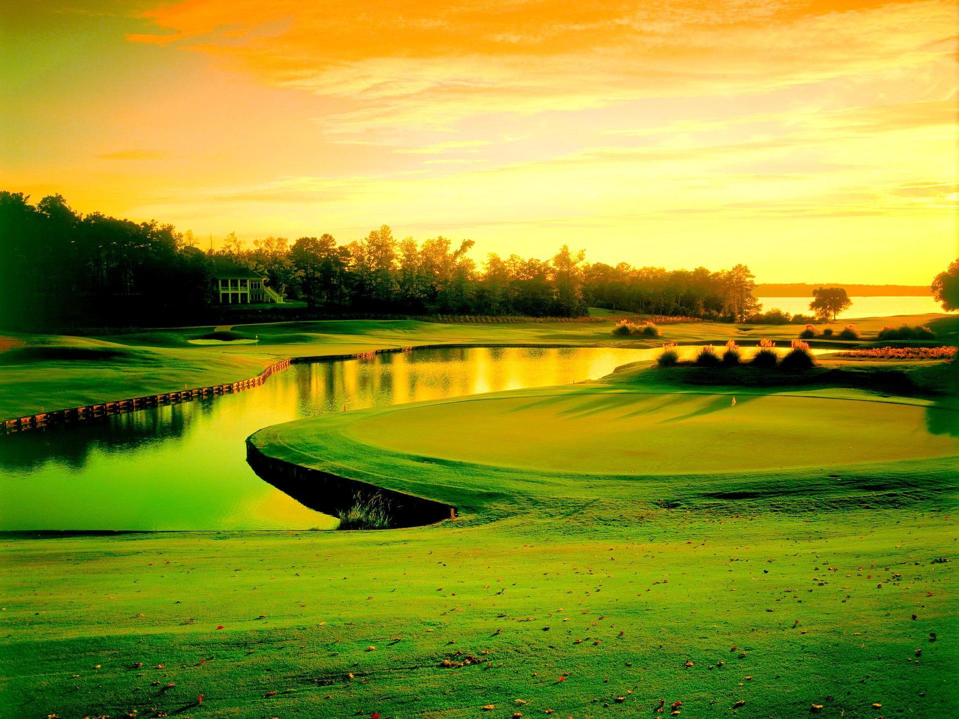 Desktop Wallpapers Global Golf Adventure