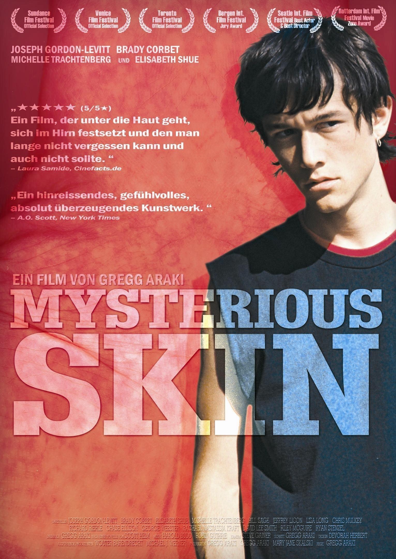 Mysterious Skin Greg Araki Cine Humour Cinema