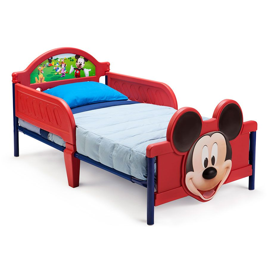 Disney Mickey Mouse 3d Toddler Bed Toys R Us Australia Our