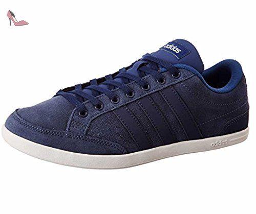 Adidas Caflaire B74610 Couleur: Blanc Bleu Bleu marine