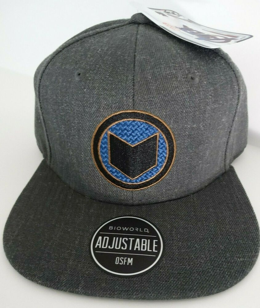 f96840c6a8cac Avengers Endgame Hawkeye Logo Snapback Hat Nwt  Bioworld  BaseballCap