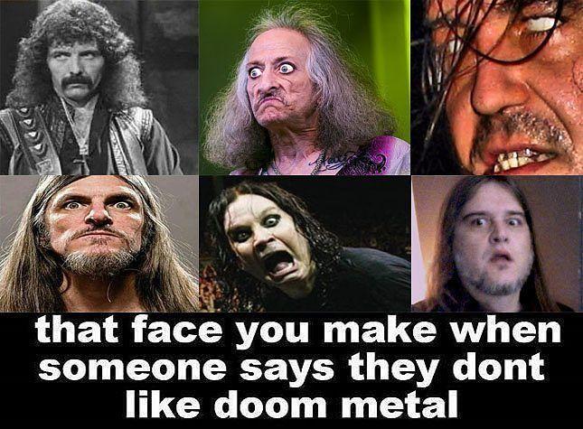 Rensta Fuzz Mantia Redid An Old Meme So Now It S Kind Of Stoner Doom Edition Doommetal Tonyiommi Sleep Band Ozzy Osbourne Comic Relief