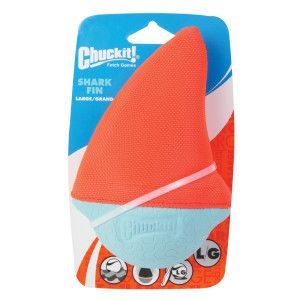 Chuckit Amphibious Shark Fin Dog Toy Toys Petsmart Toy
