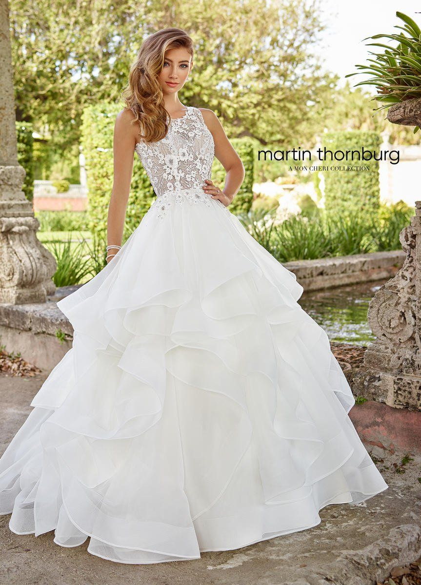 eb49b9605 Martin Thornburg Bridal 218205 Celeste-Martin Thornburg for Mon Cheri Bridal  Shopusabridal.com by Bridal Warehouse - Bridal