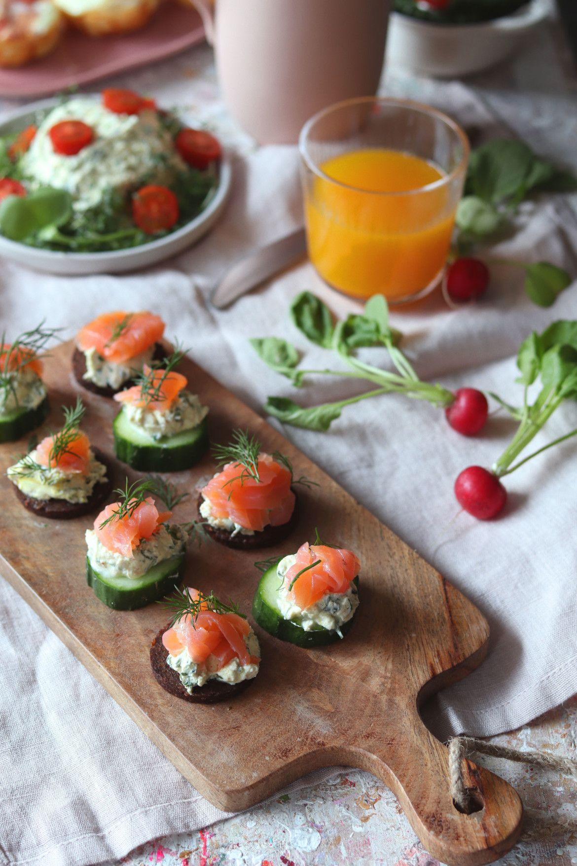 3 schnell gemachte und einfache Brunch & Osterbrunch Rezepte #frühstückundbrunch