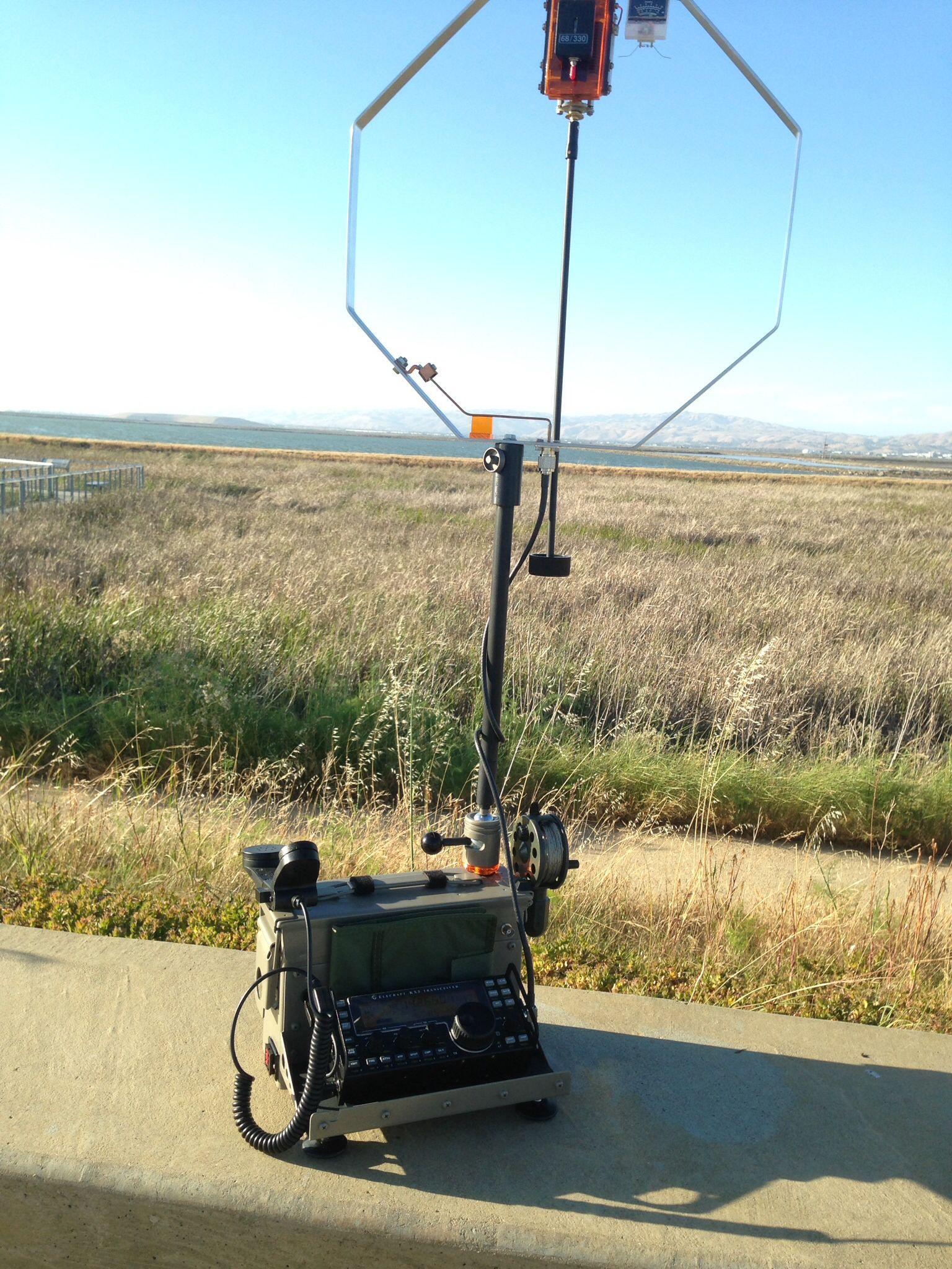 Mag Loops Ham radio antennaHam radioSHTF