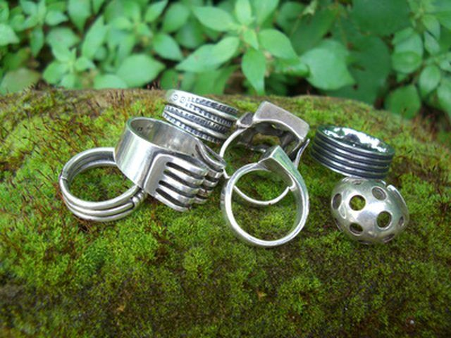 How to Cast Silver | Ring | Lost wax casting, It cast, Metal