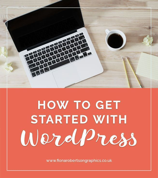 WordPress is a fantastic blogging tool + a great Content Management System. So you can add new content - from simply changing a few words, to adding whole new pages – without any coding. That makes it the ideal platform to create your new website on. Today I'll show you how to get started with WordPress, and if you're ready to take action, I've got a free email course that will take you through it step by step.