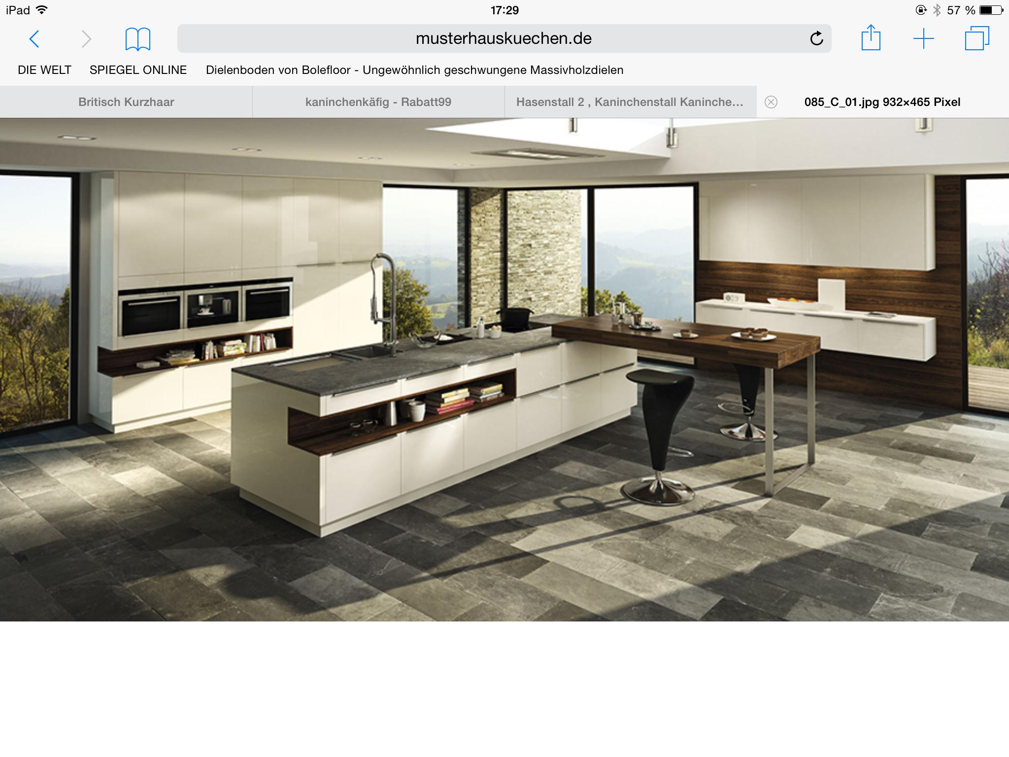 EinrichtungBild von amnzel Moderne küche, Küchen design