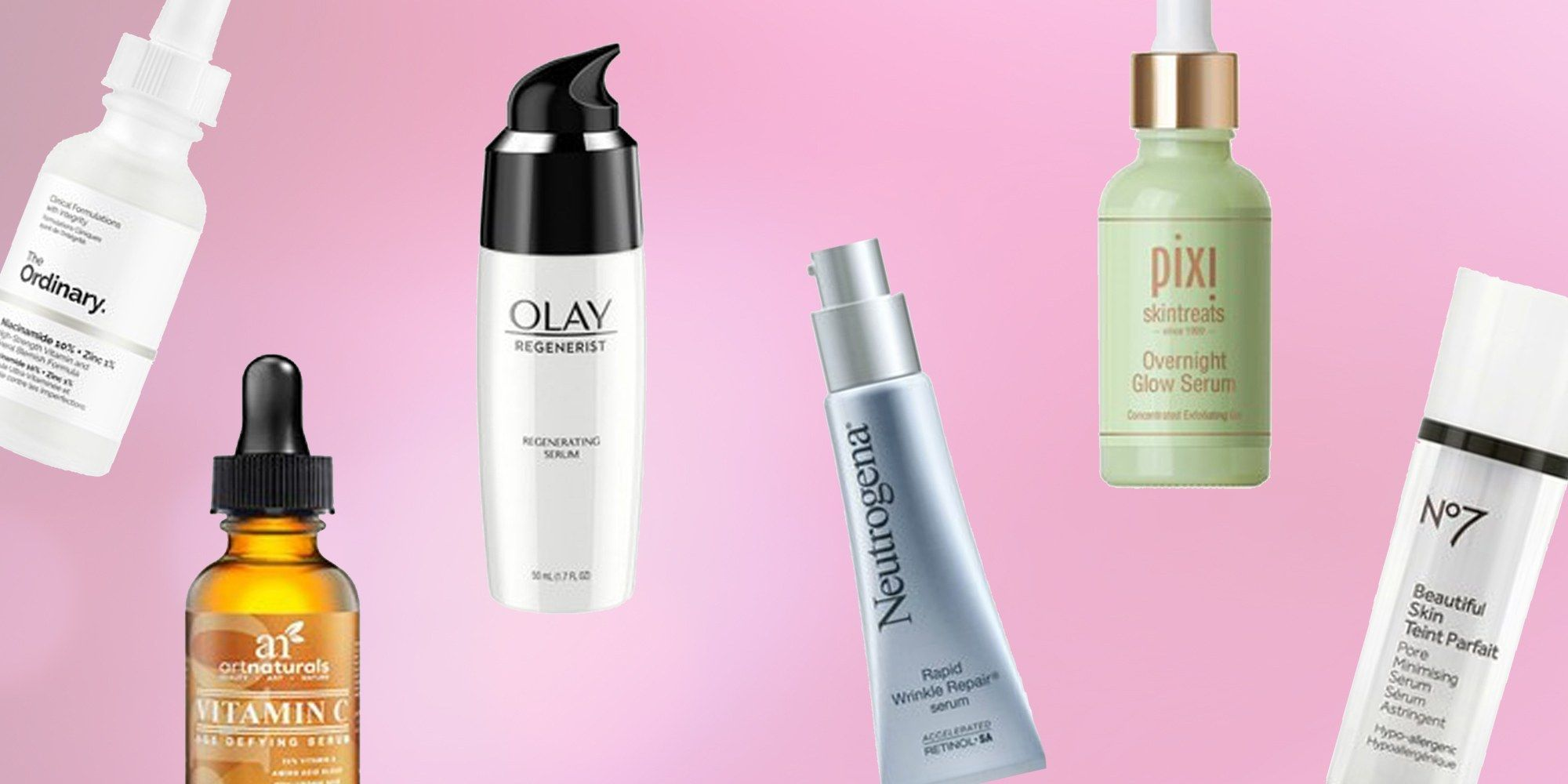 These Are the Best Face Serums Under 30 Best face serum