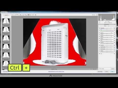 Урок по обработке фото 360 градусов в Camera Raw - YouTube ...