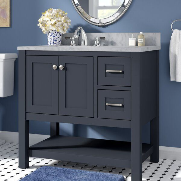 Photo of Warburton 36″ Single Bathroom Vanity Set