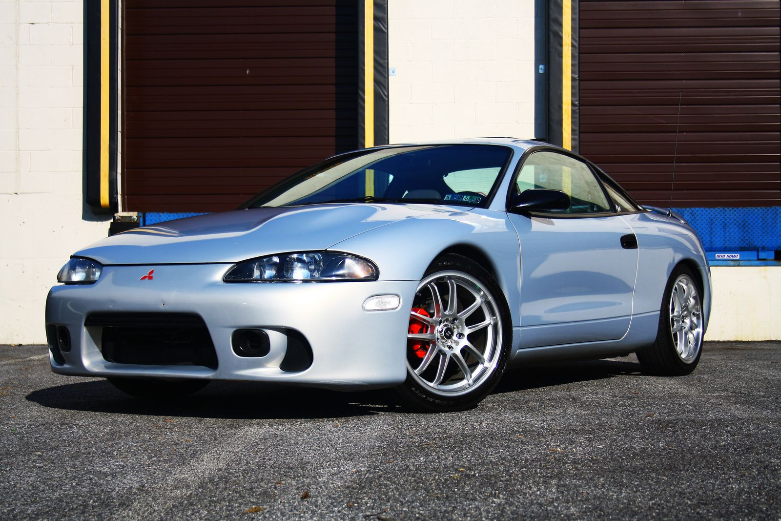1999 Mitsubishi Eclipse Gsx Wallpaper