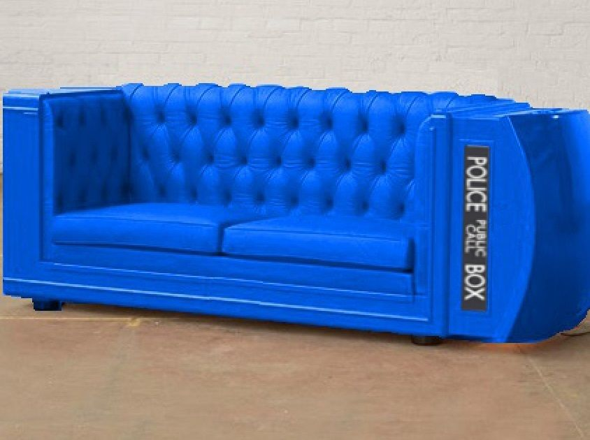 Attractive The Worldu0027s Top 10 Amazing TARDIS Inspired Furniture :: Things I Should  Gift To Doctor