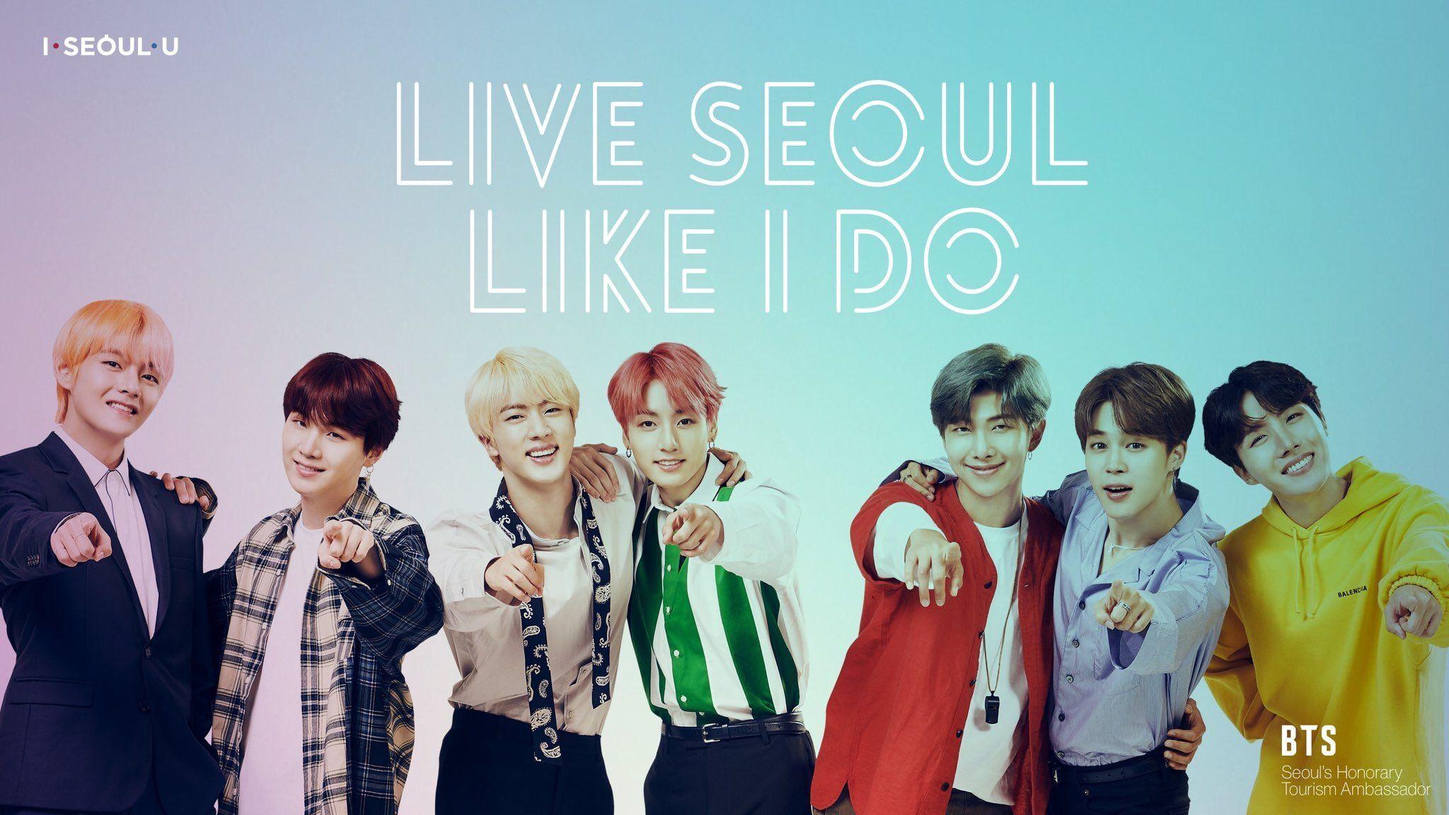 K Pop Global Seoul Bts Wallpaper Desktop Bts Bts wallpaper for windows 10