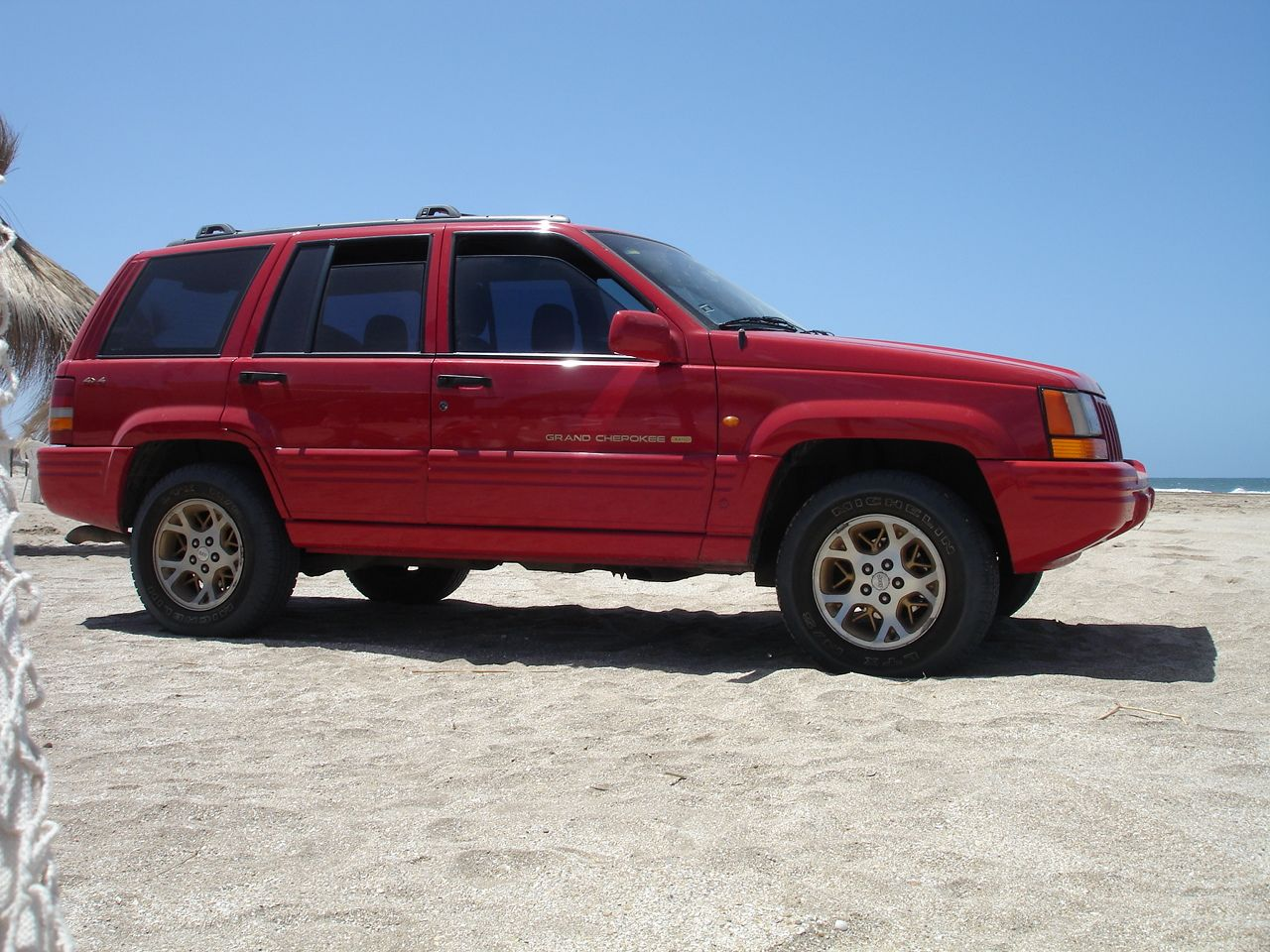 Jeep Grand Cherokee Limited · Jeep Zj · Jeep_Grand_Cherokee_Limited_1997