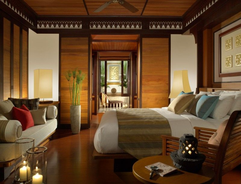 The Pangkor Laut Resort | Bedrooms, Interiors and Decoration