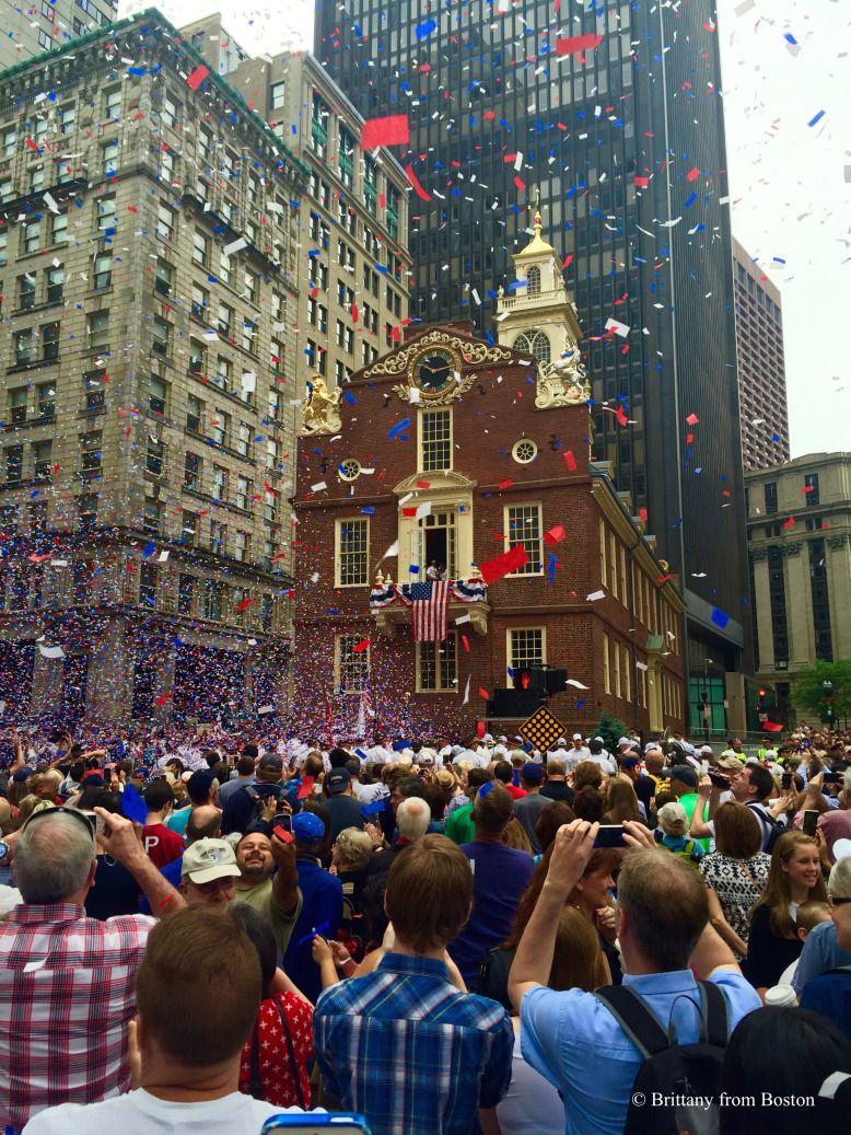 4th Of July In Boston Boston 4th Of July