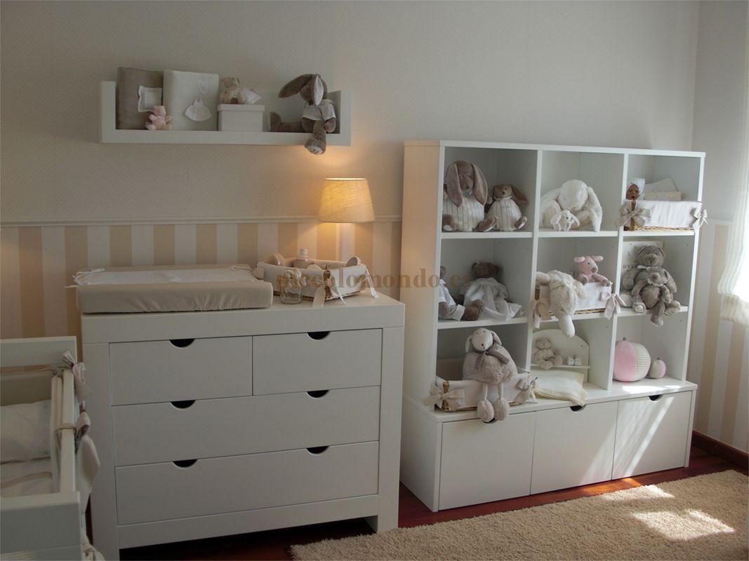 Habitaci N Infantil 2 Piccolo Mondo Bebe Souvenirs Decoracion  # Bubba Muebles Infantiles