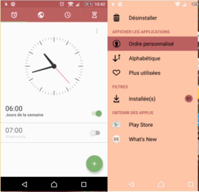 Sony Xperia X Inspired Themes For Lollipop Running Devices Tech