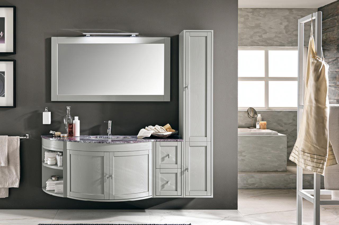 Mobile Per Lavabo Cucina stefania & gloria - mobili bagno componibili - collezioni