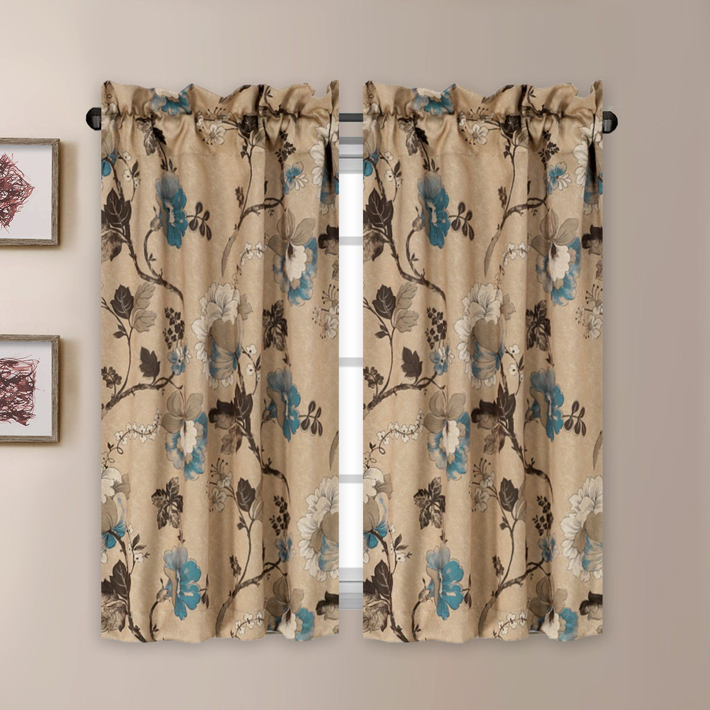 Hversailtex thermal insulated elegant curtain drapes room darkening