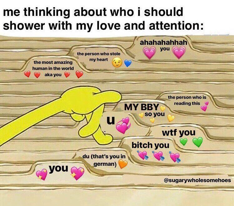 Follow Me Badgalronnie Cute Memes For Boyfriend Funny