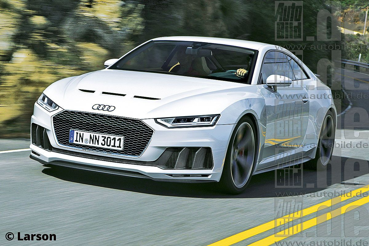 Rumor: AutoBild Says Audi to Build Sport quattro Production Car