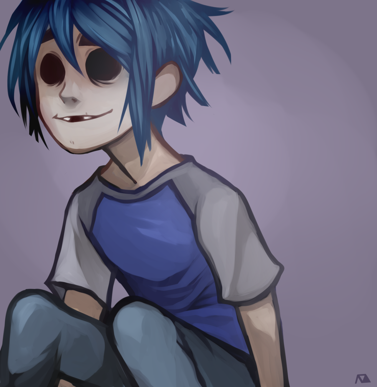 Pin by Paige murrey on Gorillaz Gorillaz art, Gorillaz