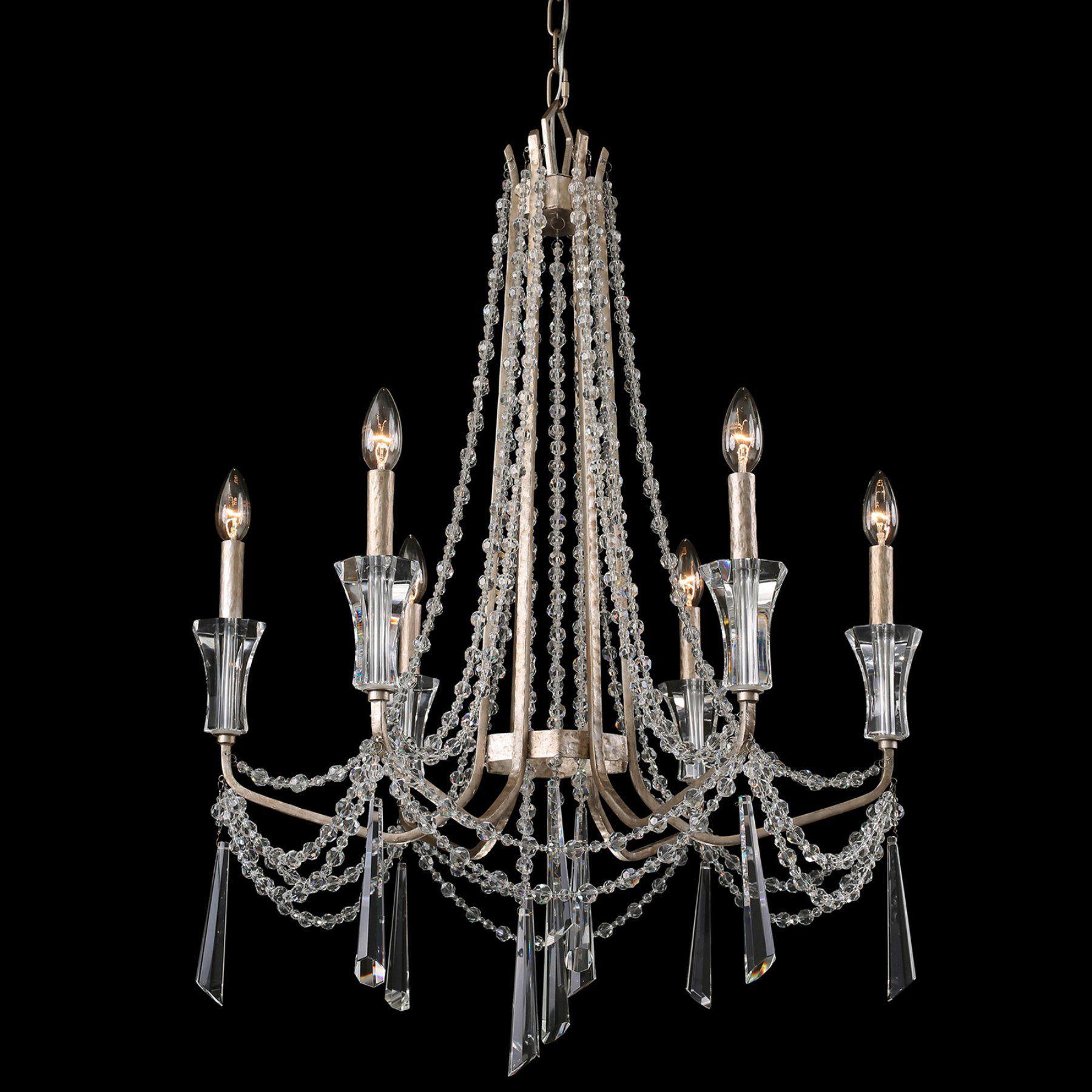 Varaluz barcelona c crystal chandelier ctr products