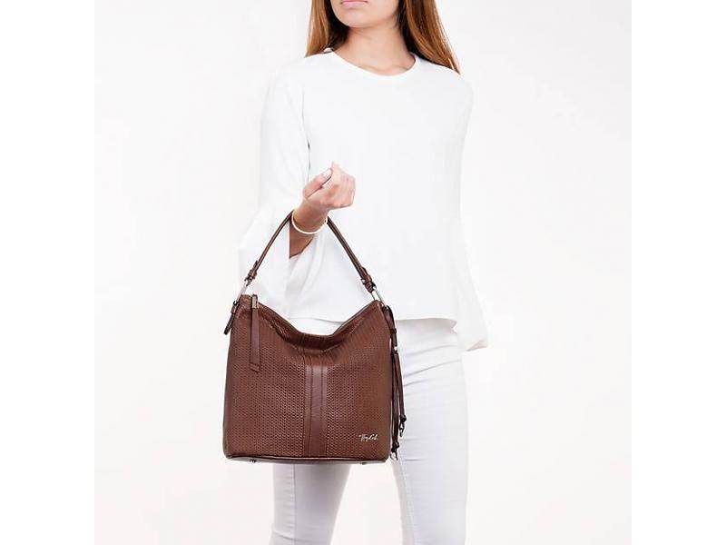 Beautiful combi and very comfi! We ship worldwide.  handbags  brown  model f29b77cdfa30e