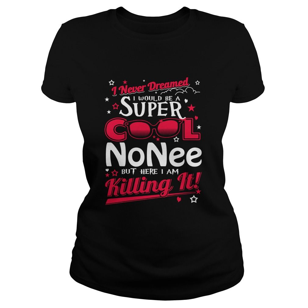 SUPER COOL NoNee