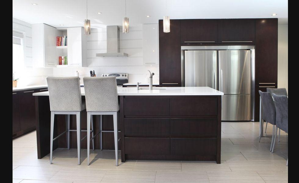 dosseret de cuisine moderne - Recherche Google | Kitchen cabinets ...