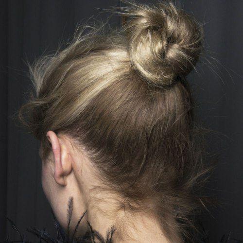 Pettinature da cerimonia: tre chignon da copiare #capelli #hairstyles