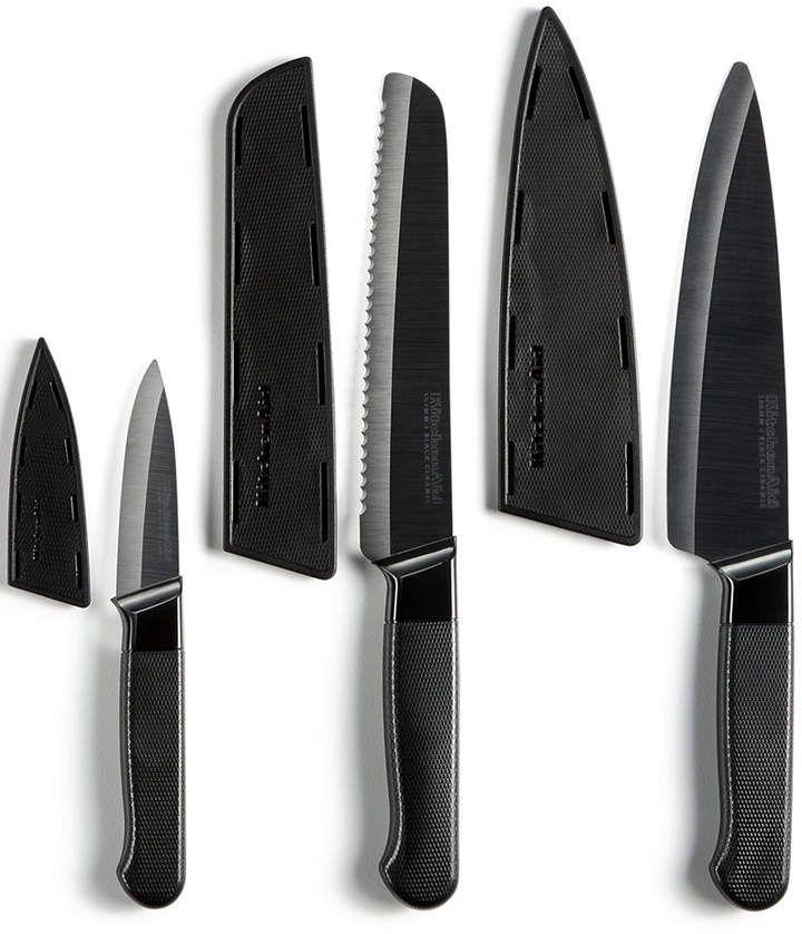 macys kitchenaid cutlery set