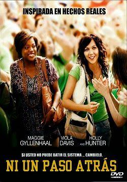 Ni Un Paso Atras Online Latino 2012 Vk Maggie Gyllenhaal Ver