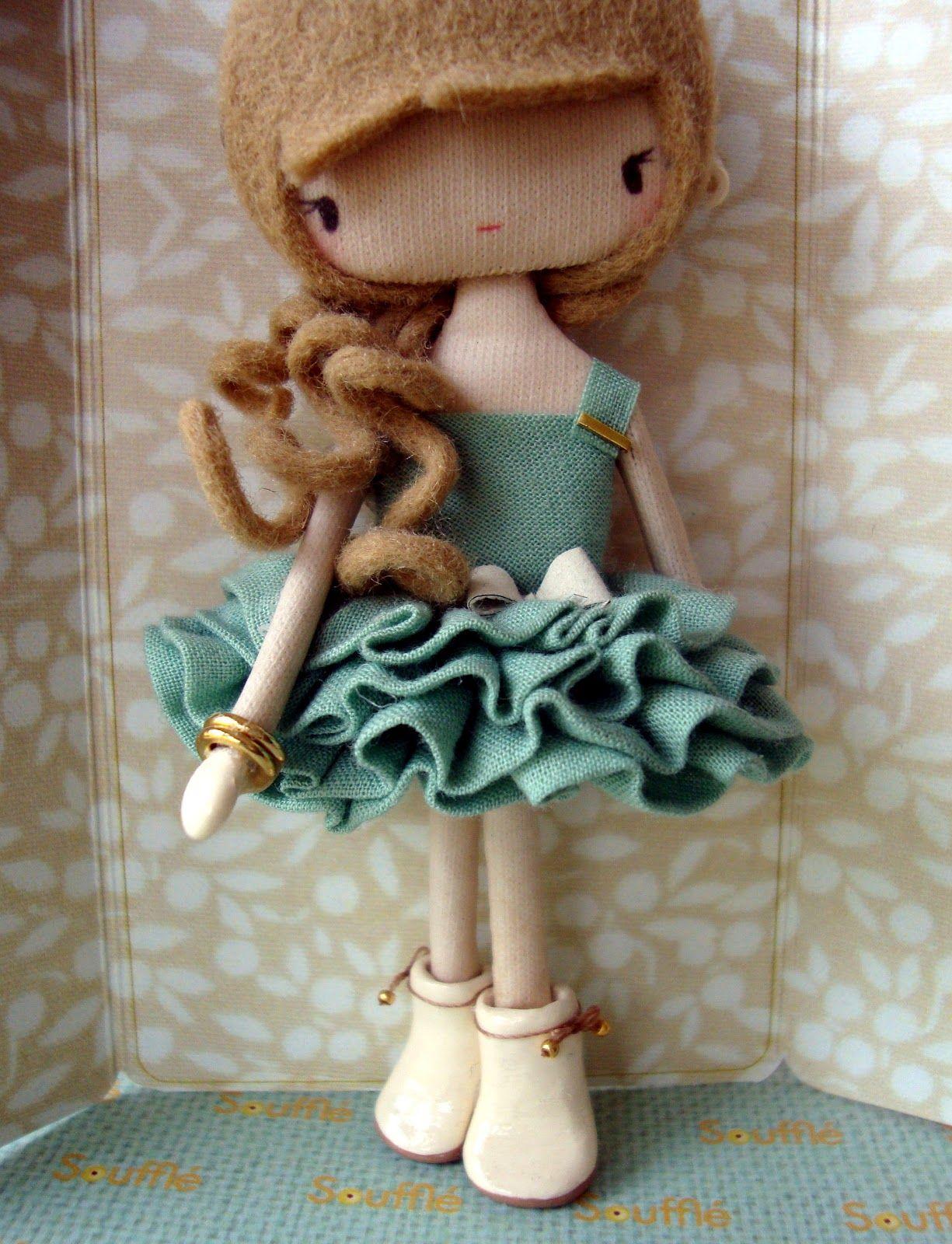 Dos muñeca bolsa bolsa NmbNLis