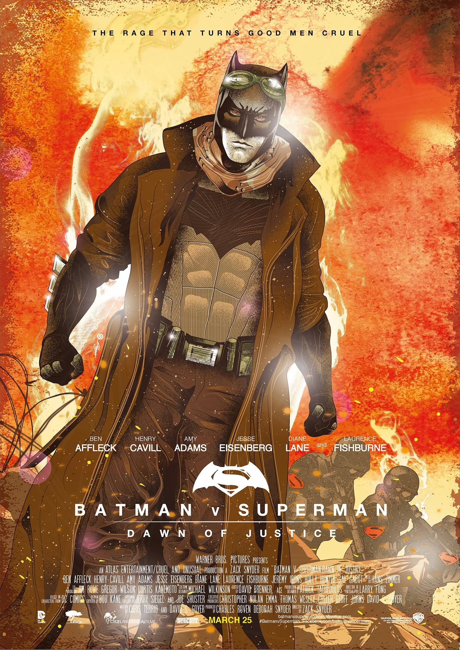 Batman v Superman Dawn Of Justice (2016) [1500 x 2121] HD