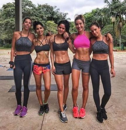 46  ideas fitness model female inspiration exercise #fitness