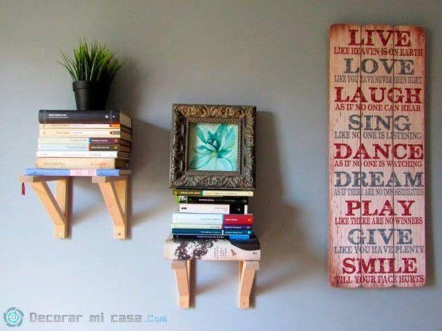 ideas diy para decorar mi casa