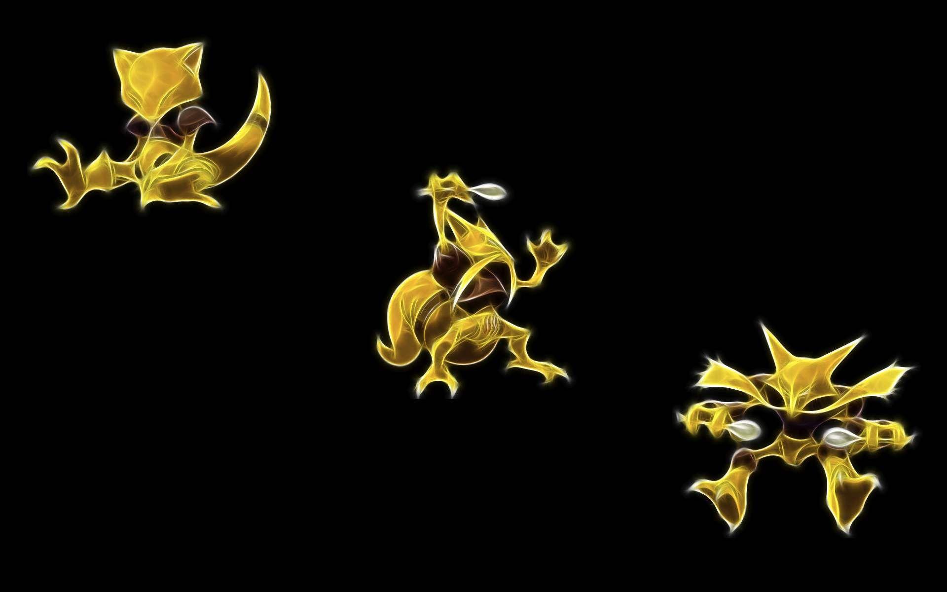 Abra Kadabra Alakazam Evolution | POKEMON :D | Pinterest ...