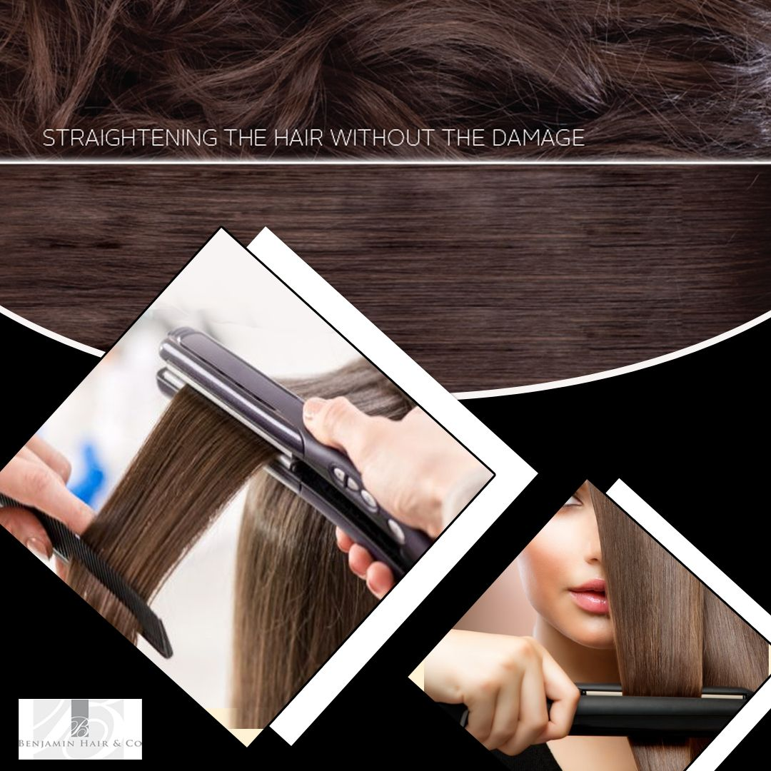 Shiny straight hair never goes out of style keratin straightening